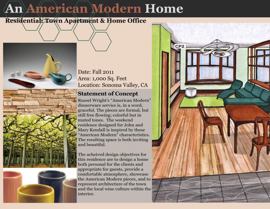 American Modern One | Joyful Participation in the Life of the Planet