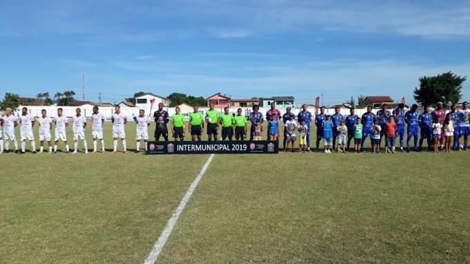 INTERMUNICIPAL   Itamaraju e Itapetinga empatam no primeiro jogo da final