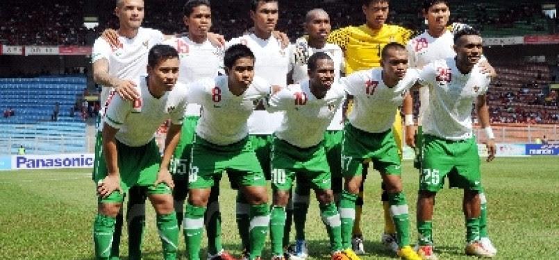 Timnas Indonesia Waspadai Pemain Sayap Palestina  Republika Online