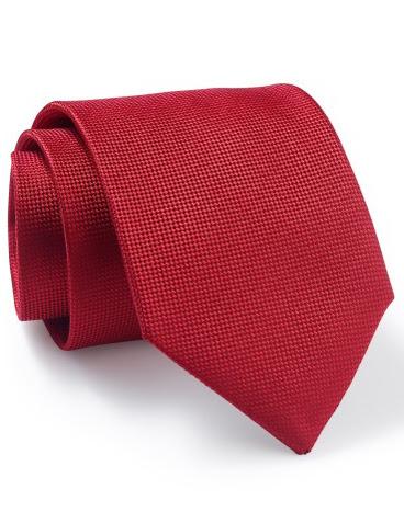 Mẫu Cravat Đẹp 21 - Đồng Phục Màu Đỏ Đô