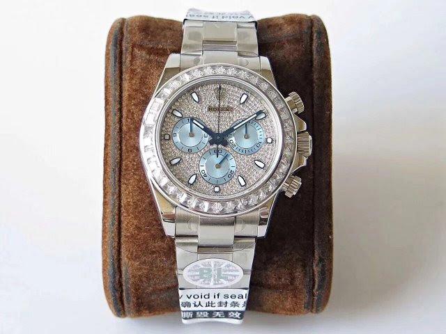 Replica Rolex Daytona Diamond Watch