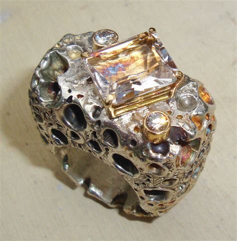 Custom Made Rings :Nectar Jewelry ? Handcrafted Custom Jewelry