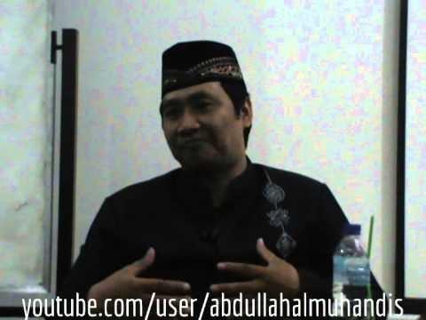 Nikah Ala Aktivis Dakwah 3 - Ust. Triasmoro