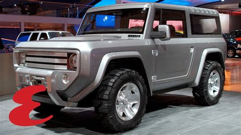 2021 Ford Bronco Truck Changes, Specs, Pictures