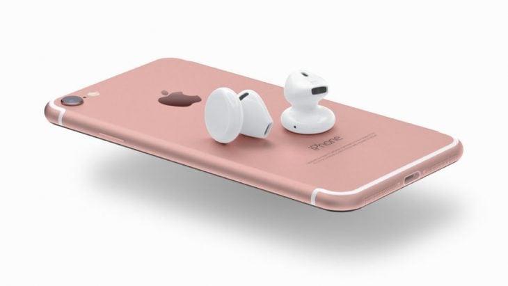 AirPods inalámbricos para iPhone