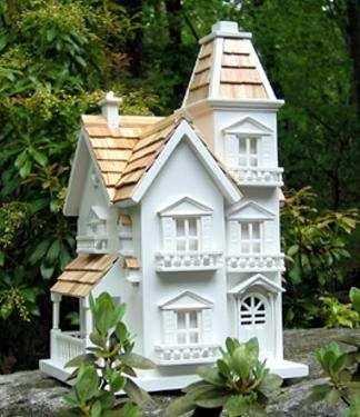 Home Bazaar Birdhouse Collection, Distinctive Handcrafted ...