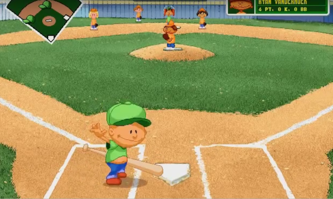 How Backyard Baseball Became a Cult Classic Computer