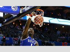 ?Superman? Zion Williamson Leads Duke Past North Carolina