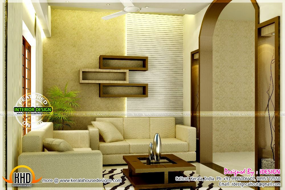 kerala style living room interior designs | Kerala House ...