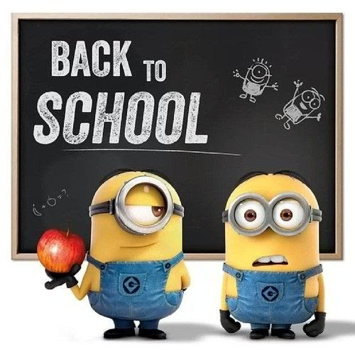 Back to School - Milton Public Library