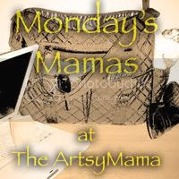 Monday's Mamas on The ArtsyMama