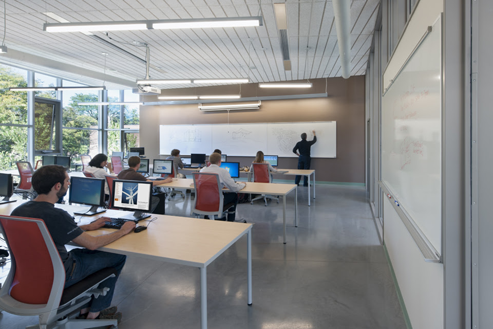 Keene State Technology Design And Safety Center Engelberth