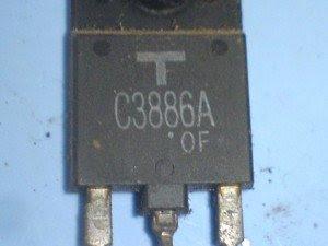 Transistor Horizontal 2SC3886A