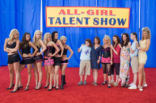 all girl talent show