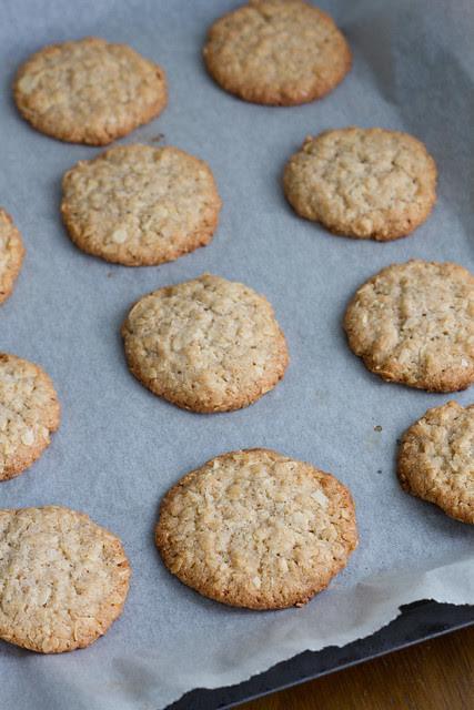Buckwheat cookies. Tatraküpsised mandlitega.