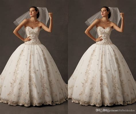 Discount Eve Of Milady Lace Crystals Wedding Dresses