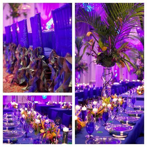 Brazilian wedding decor. Exotic design by KA Mariage