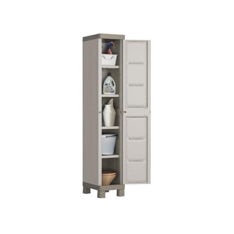 Dormitorio muebles modernos armario exterior resina for Armarios online outlet
