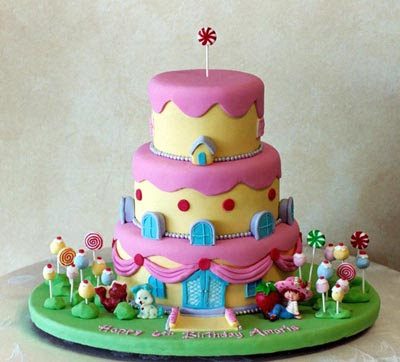 Fine Birthday Cake Recipe Birthday Cakes Children Birthday Cakes Children Personalised Birthday Cards Veneteletsinfo
