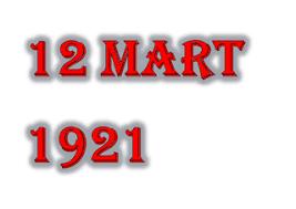 Belirli Günler Ve Haftalar Istiklal Marşinin Kabulü 12 Mart