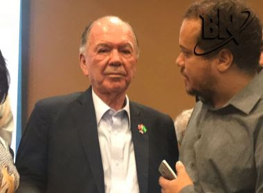 Cotado para ficar na vice, Leão disse que não tem definição sobre 2018: 'Vou sentar com Rui'