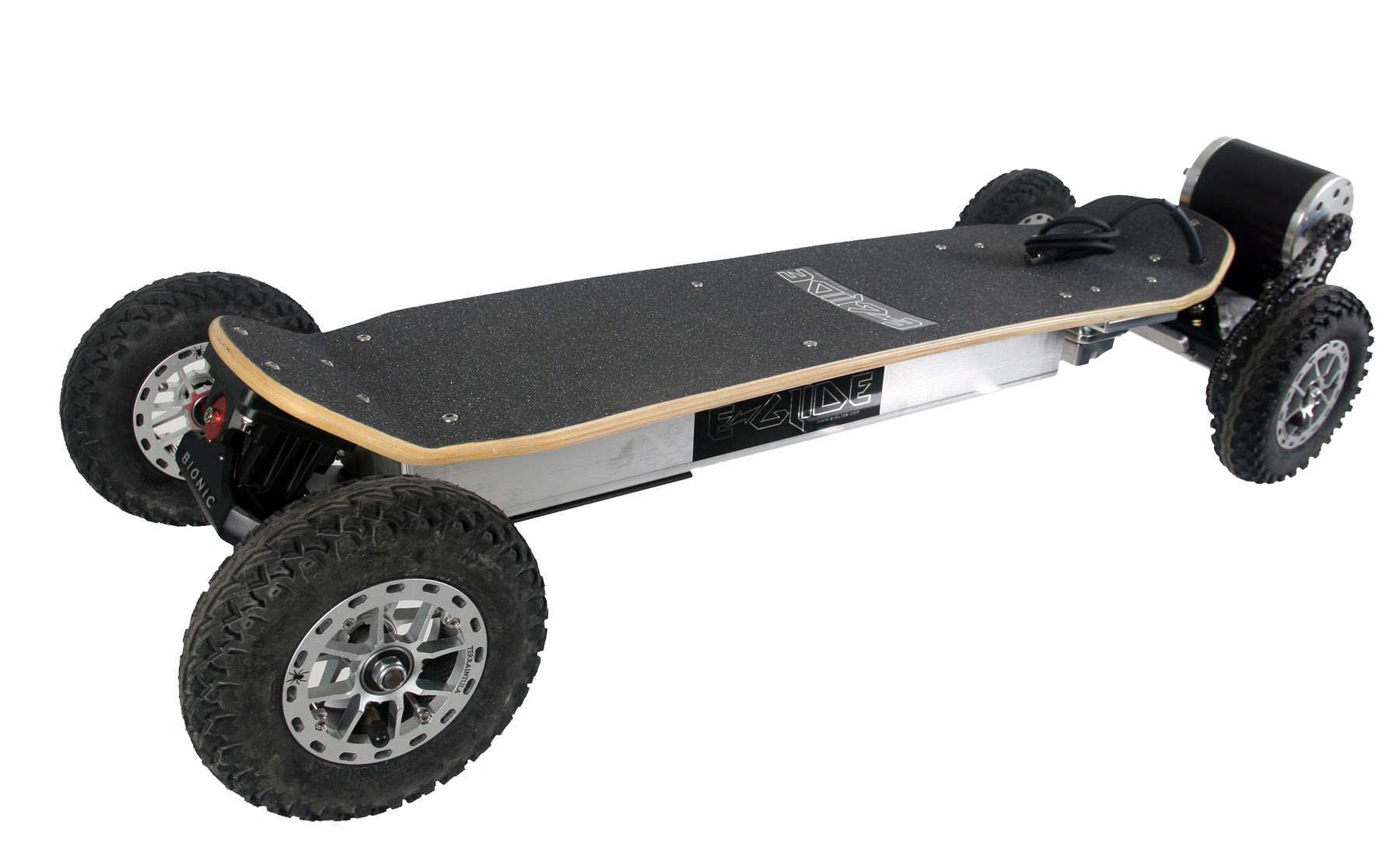 EGlide Introduces the New GI Electric Skateboard, the World\u002639;s Most Exotic and Most Expensive