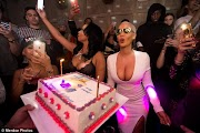 Check out Cute Photos From Amber Rose's Birthday Party!