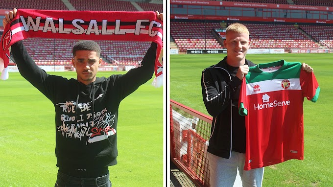 Defensive Duo Pen Their First Professional Contracts