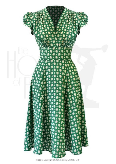 25  best ideas about Tea dresses on Pinterest   Vintage
