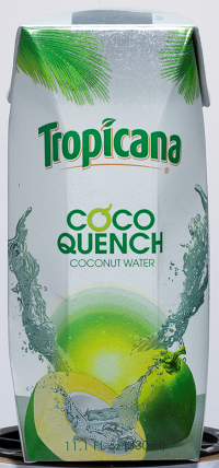Tropicana Coco Quench Image (330 ml reg)