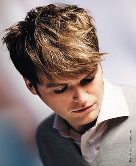 Photos  Bild  Galeria: HAIR COLOR FOR MEN BROWN