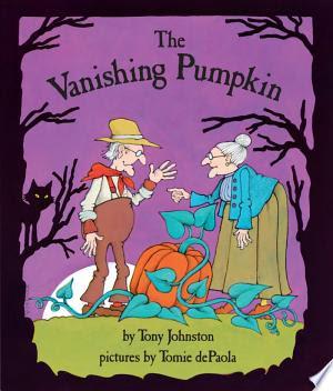 Free Download Children's Books The Vanishing Pumpkin