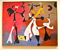 Joan Miró: Personages with Star