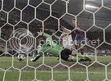 Stuttgart vs Barca Match Pics