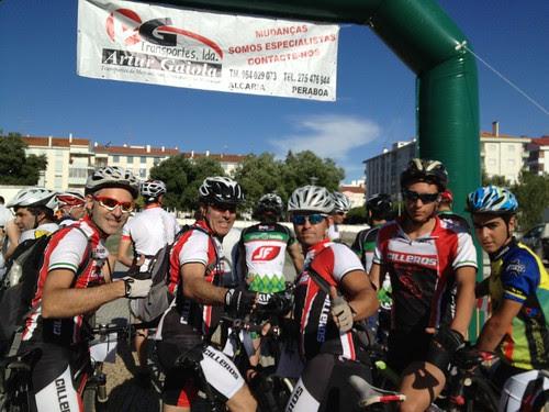 Fotos de la Rota da Cereja y Maratona Aldeias Históricas