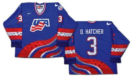 1996 United States jersey