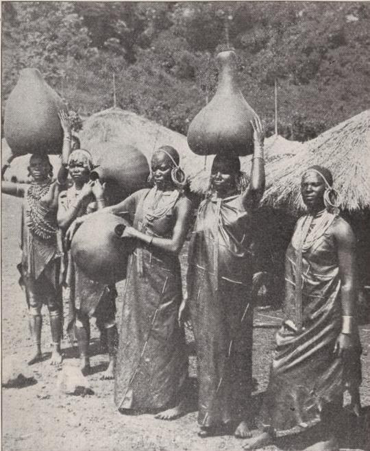 Kikuyu people of Kenya -