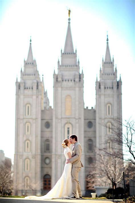 Non Traditional Mormon Wedding in Salt Lake City   * C O U