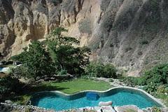 le populaire Canyon de Colca le 2e plus profond du monde