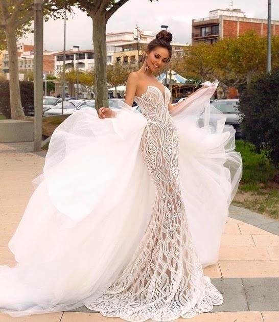 3241f2d74de Cheap Eslieb Gelin Elbiseleri Wedding Dress 2019 Gelinlik Wedding Dresses  Mermaid Sweetheart Vestido de Noiva Bruidsjurken