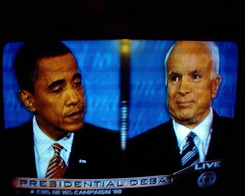 Barack and McCain C