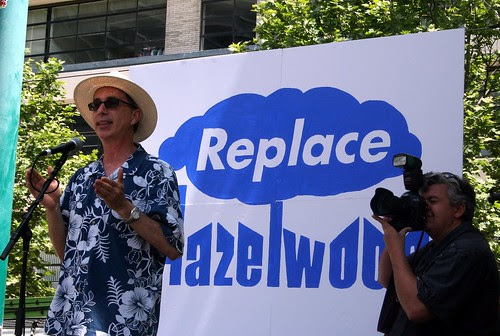 Professor David Karoly calls for immediate closure of Hazelwood Power Station