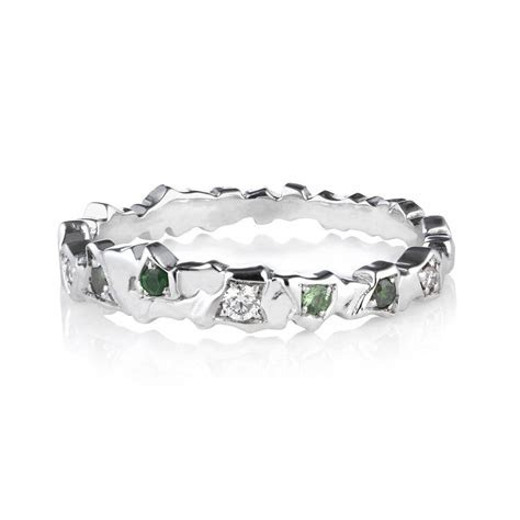 abstracted ivy ring by eladore   notonthehighstreet.com