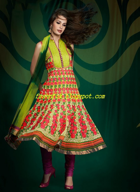 Anarkali-Formal-Party-Wear-Girls-Frock-New-Indian-Pakistani-Designer-Fashion-Dress-9