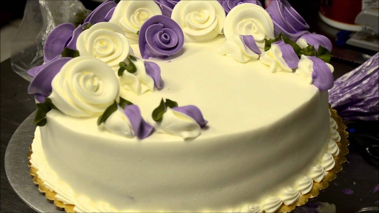 Making Birthday Cake Video