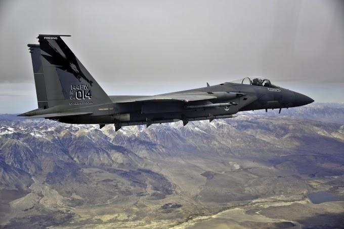 Ninguém jamais derrotou o F-15 Eagle em combate (ou não?)