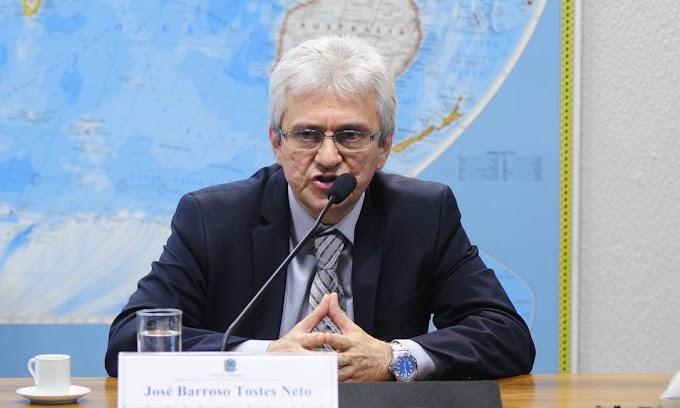 Auditor fiscal José Barroso Tostes Neto é novo secretário da Receita