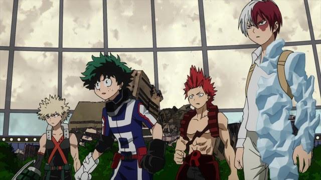 My Hero Academia - Epizoda 12