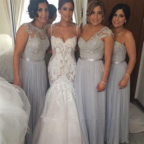 Bridesmaid Dress, Long Bridesmaid Dress, Jersey Bridesmaid