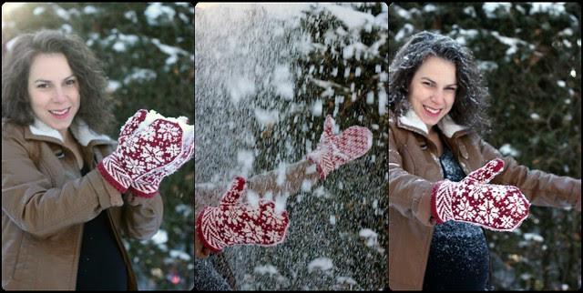 Snowfling